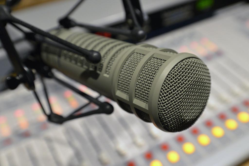 Любовное послание по радио