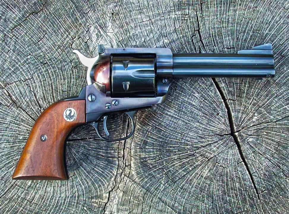 револьвер ругер редхок