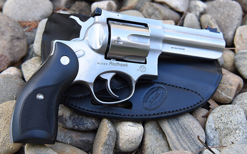 револьвер ругер 22 калибра