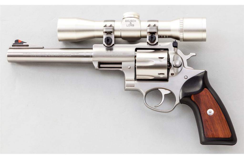 револьвер ругер супер редхок
