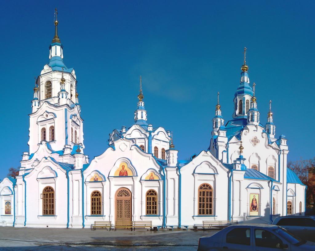 Знаменский собор в Тюмени
