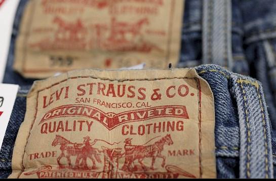 Лейблы на джинсы