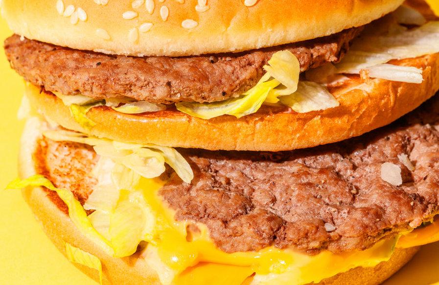 Гамбургеры Макдональдс