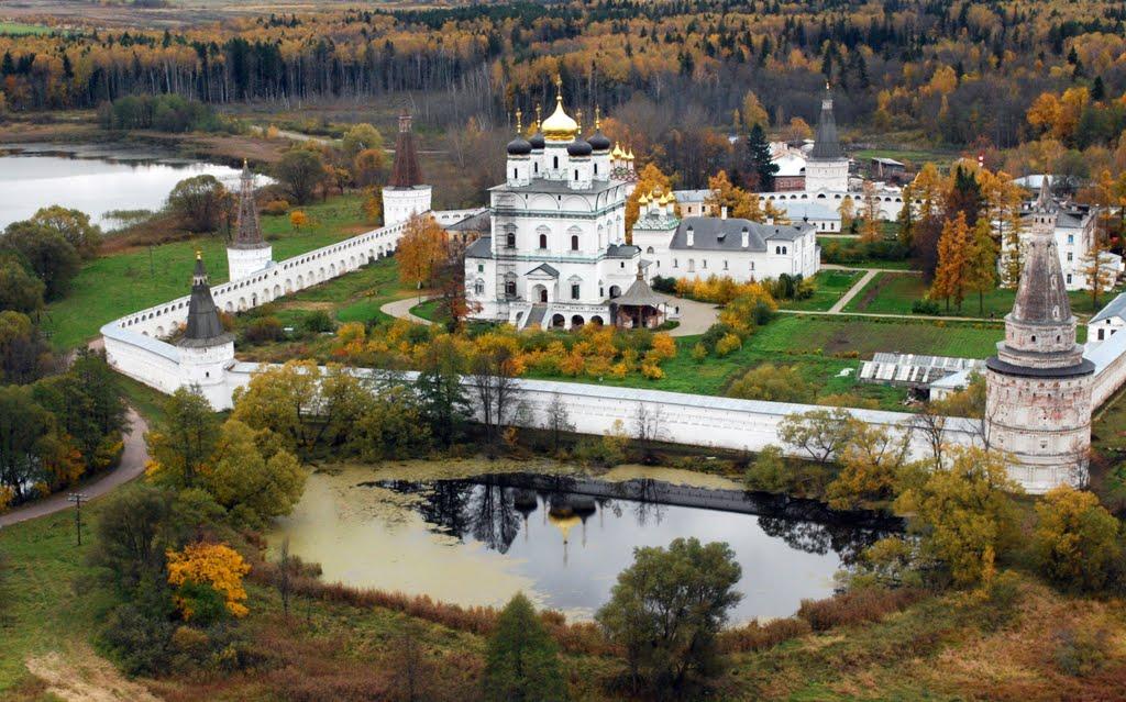 монастырь Иосифа Волоцкого