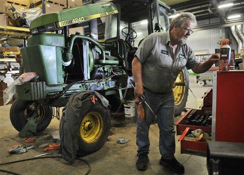 Техобслуживание тракторов