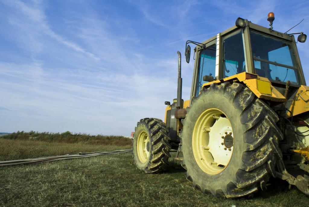 Техническое обслуживание и диагностирование тракторов