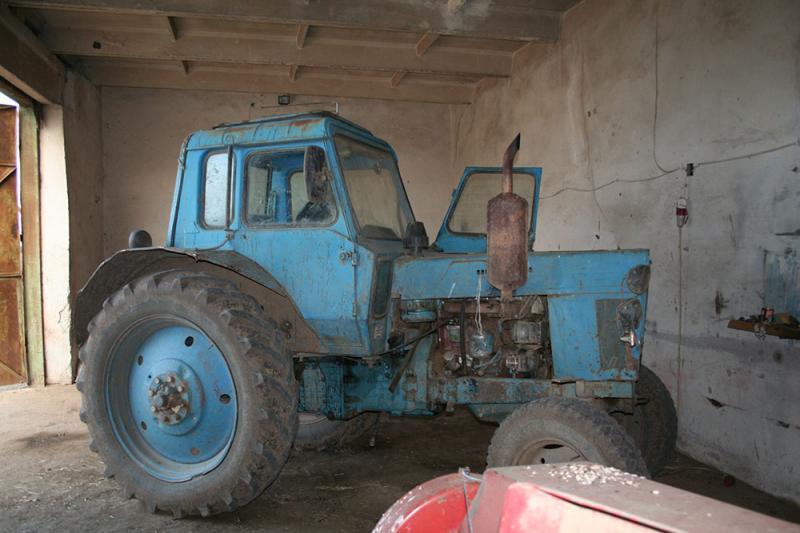 Техническое обслуживание и ремонт трактора МТЗ-80