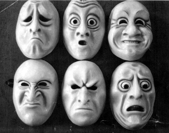 эмоциональные реакции человека