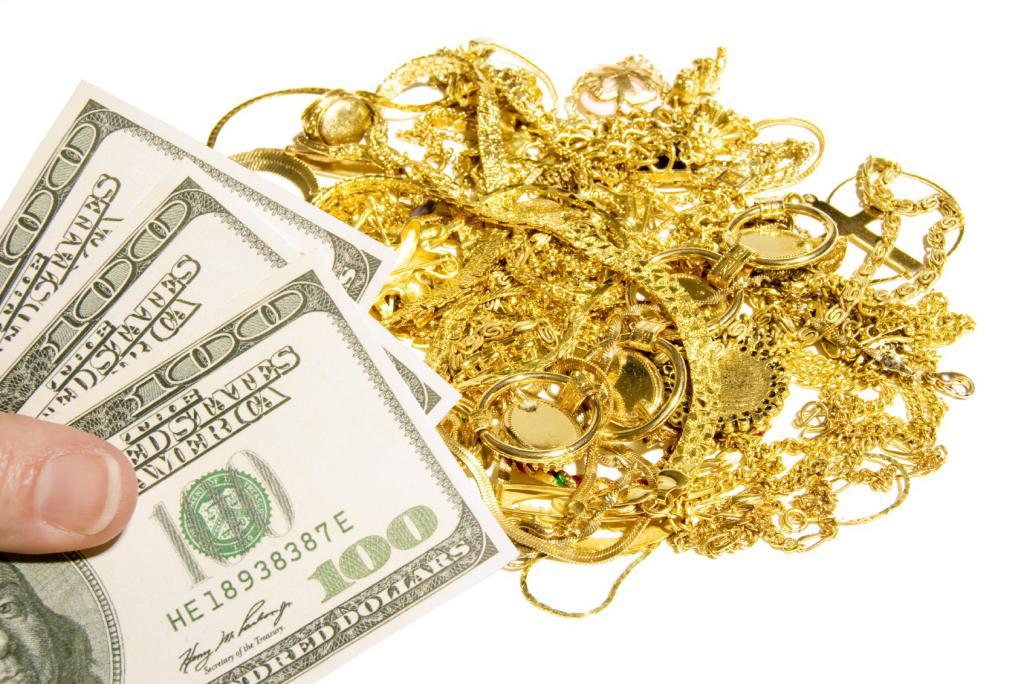 стоимость лома золота 585 пробы