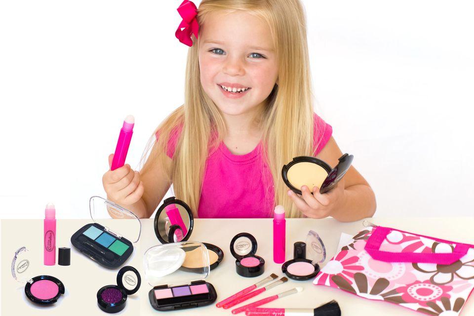 косметика для девочек