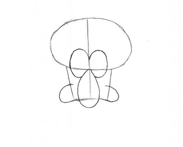 Рисуем Сквиди