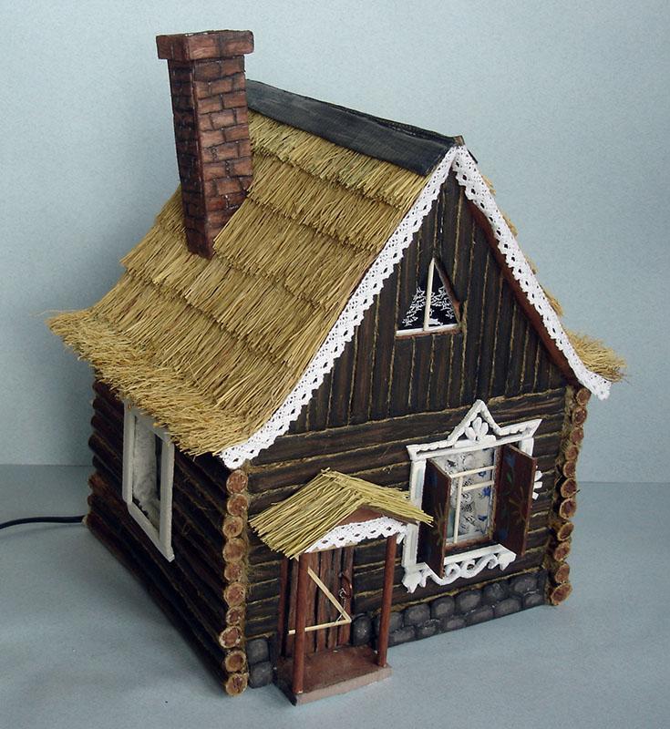 Домик для домового