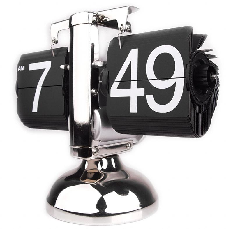 часы перекидные настольные flip clock