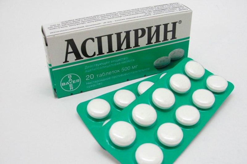 Аспирин: чистящее средство