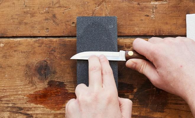 сонник точить нож
