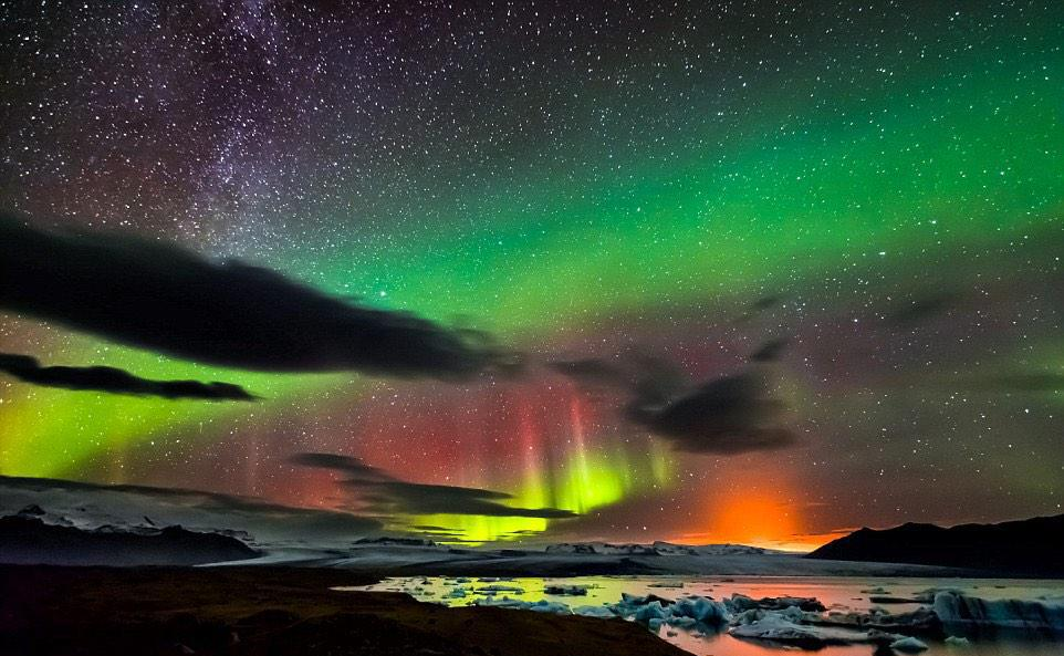 Когда бывает северное сияние в Норвегии
