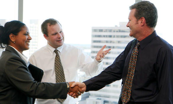Посредники в бизнесе