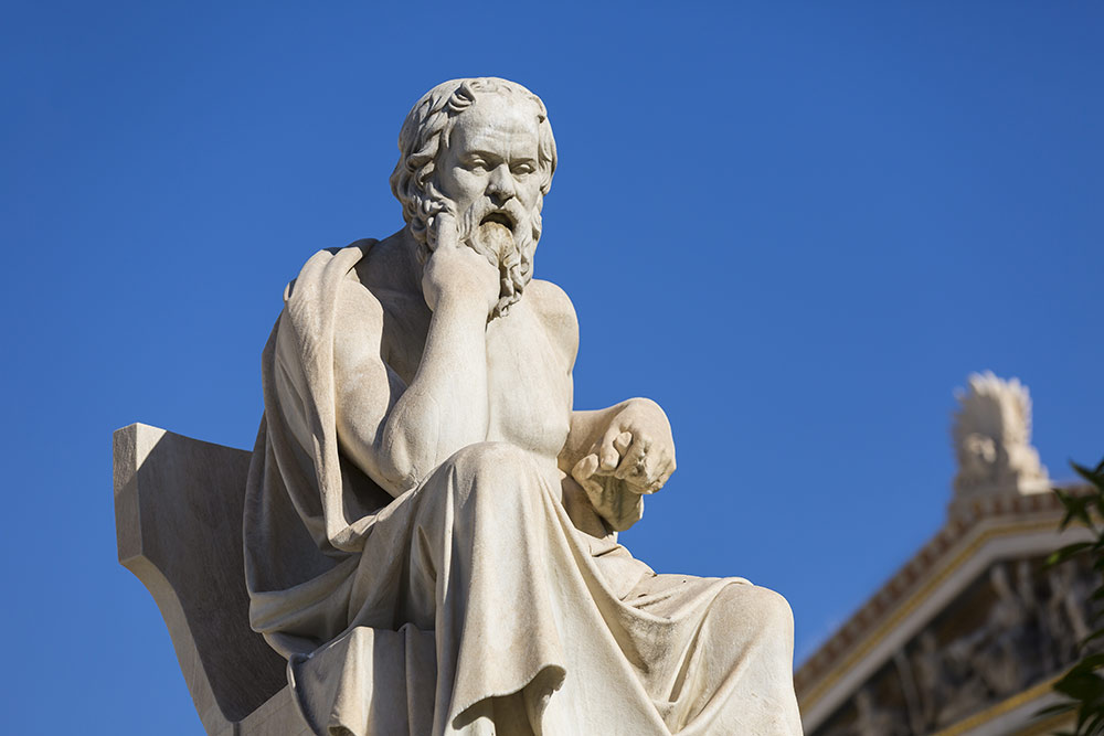 Оратор Сократ