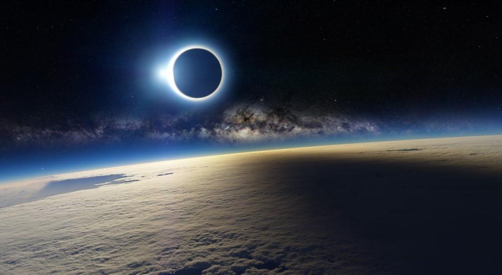 К чему снится затмение солнца?
