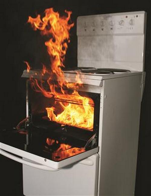 почему коптит газовая плита в квартире