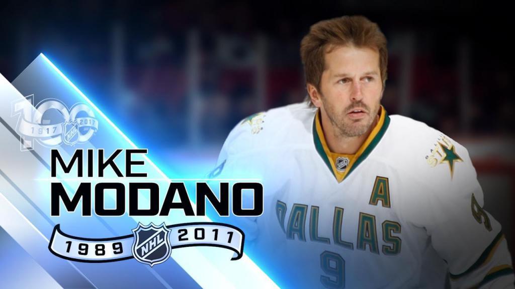 Майк Модано