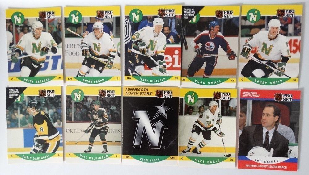 Карточки игроков сезона 90-91