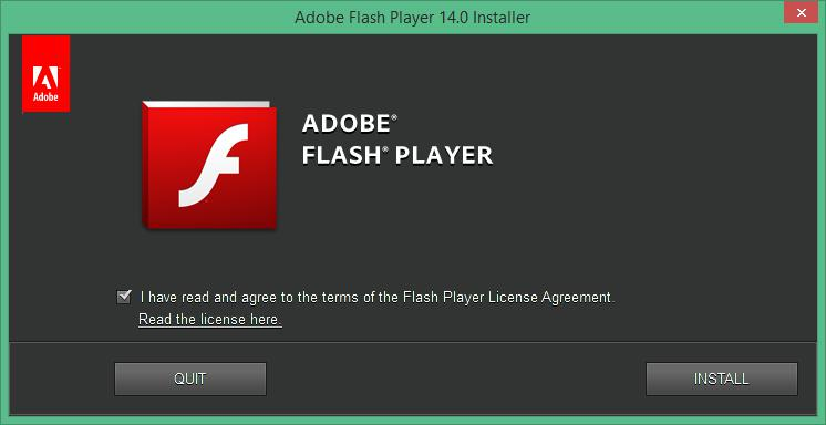 Проверка Adobe Flash Player