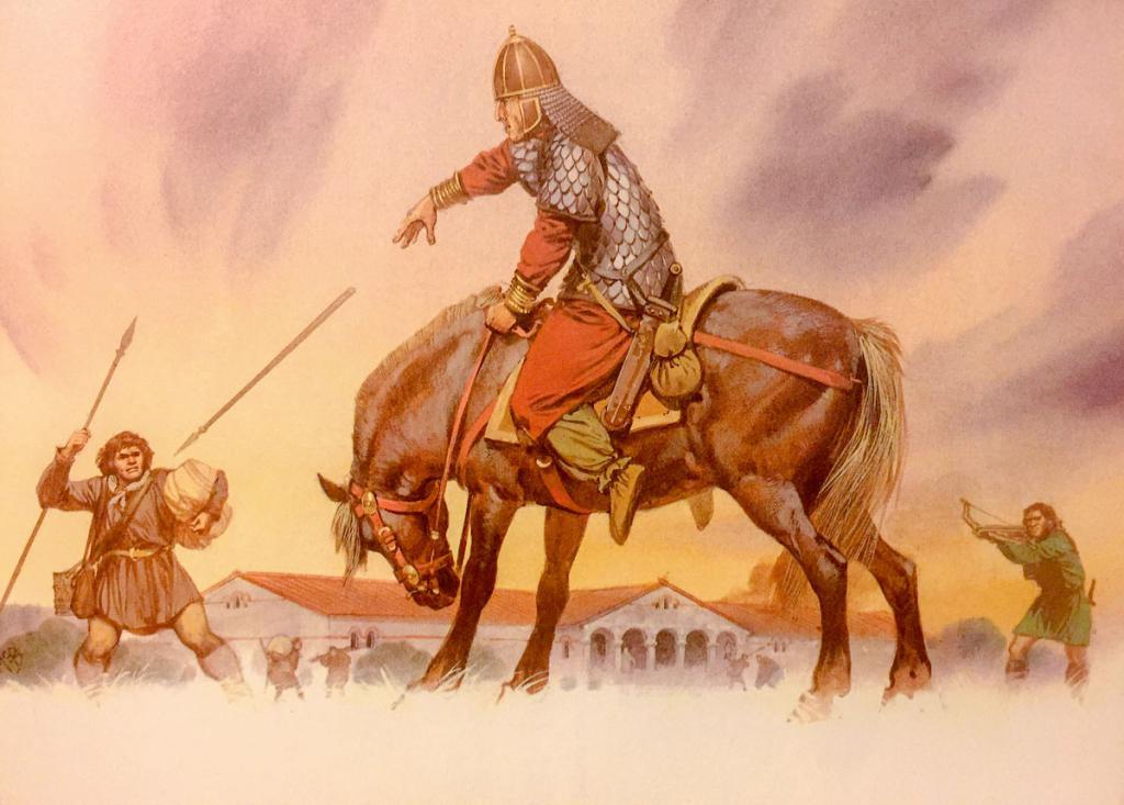Завоевательные походы алан