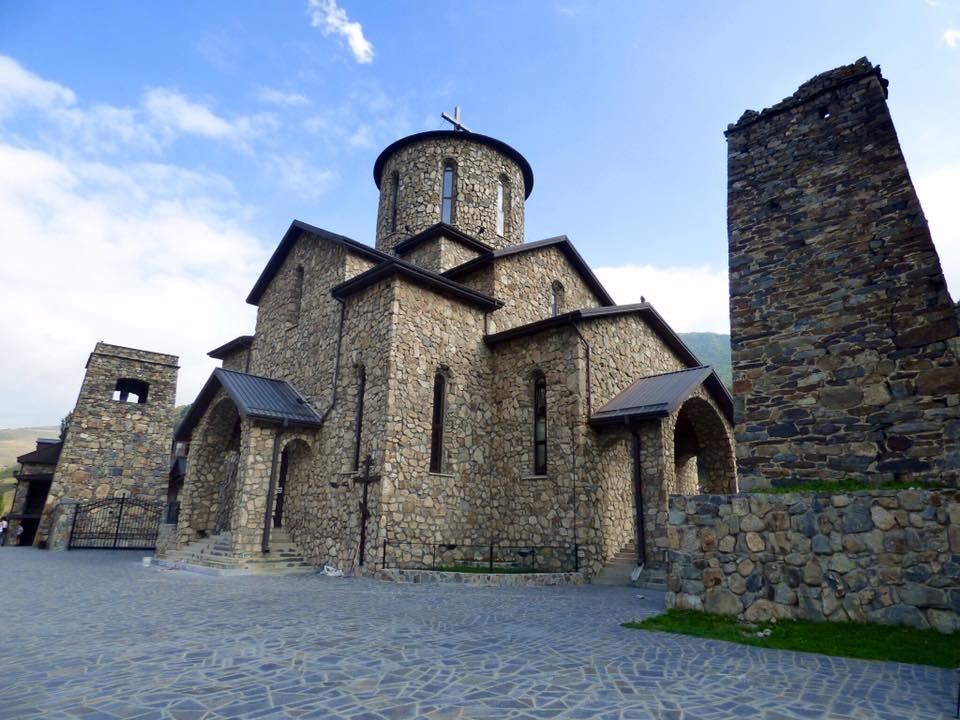 Северная Осетия - территория, на которой проживали аланы