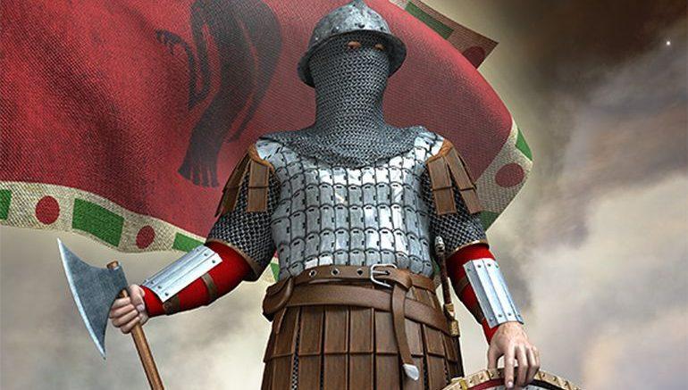 варяжская гвардия спецназ древнего мира