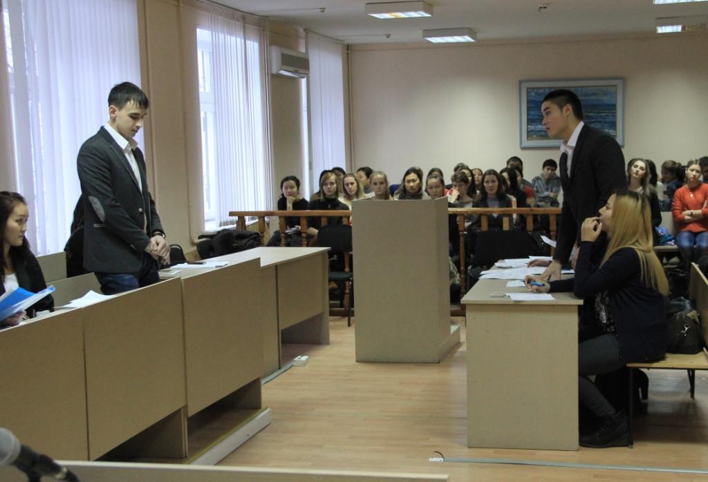 участие в суде
