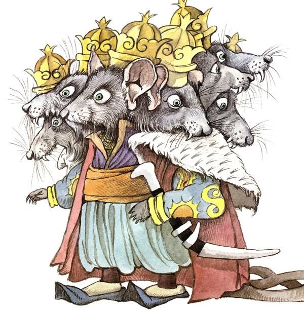 Мышиный король