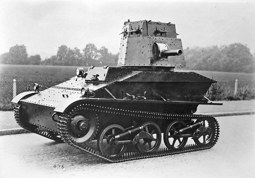Тяжелые танки Италии