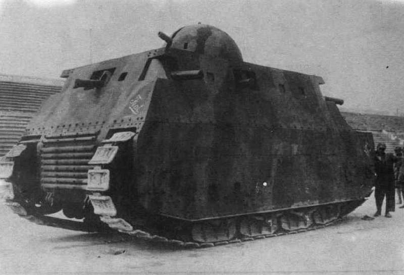 Новые танки Италии