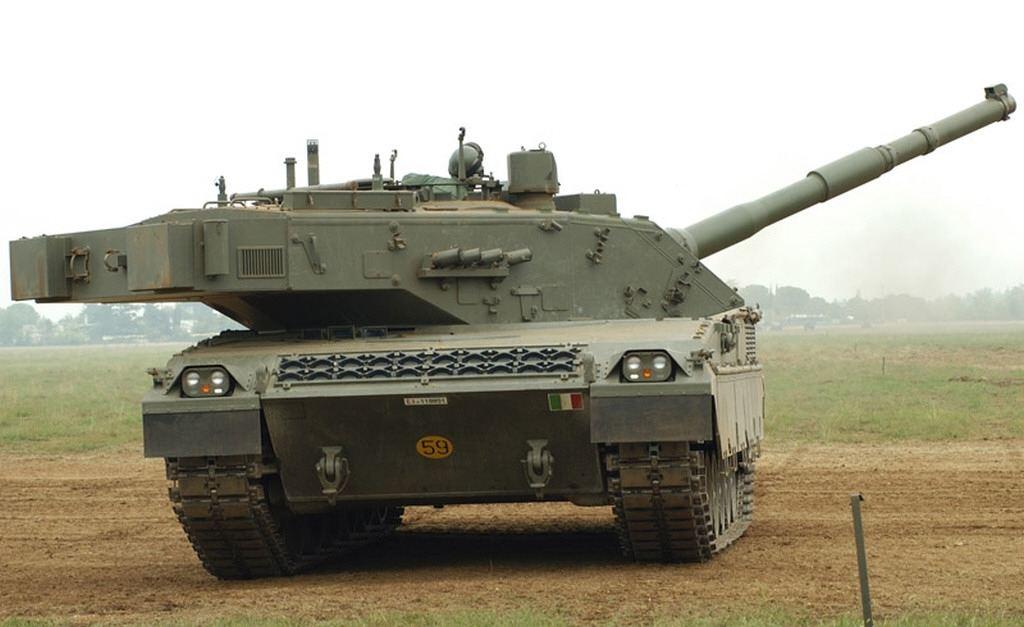 Основной танк Италии