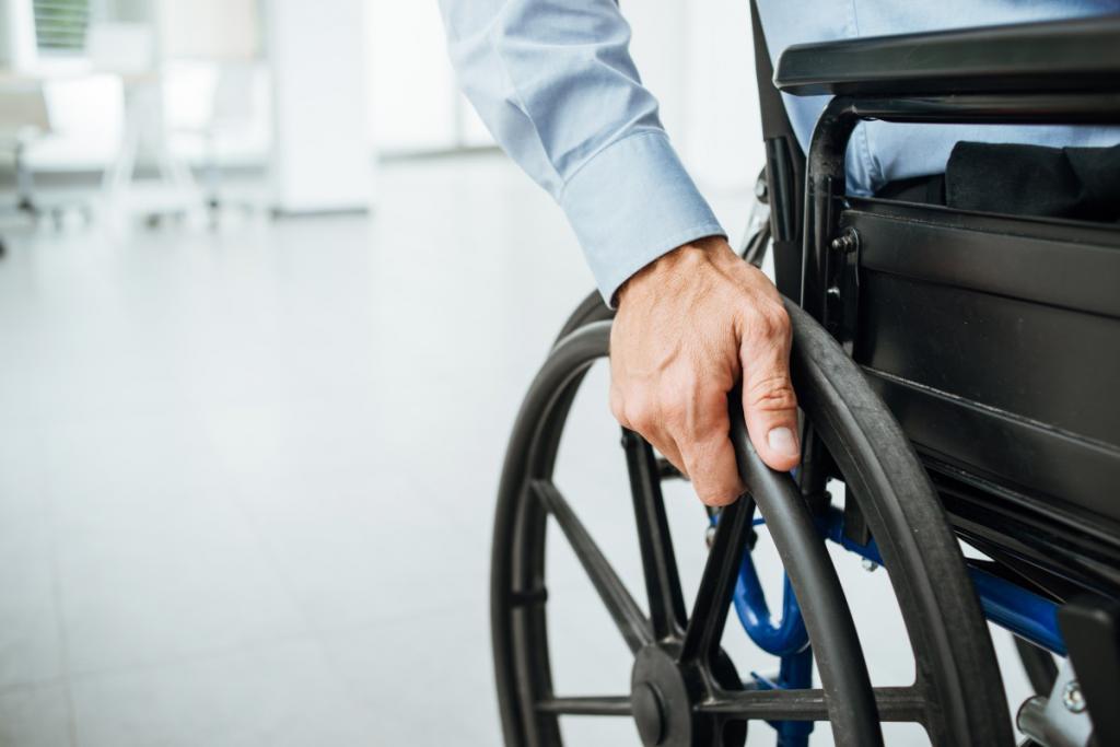 увольнение инвалида по собственному желанию