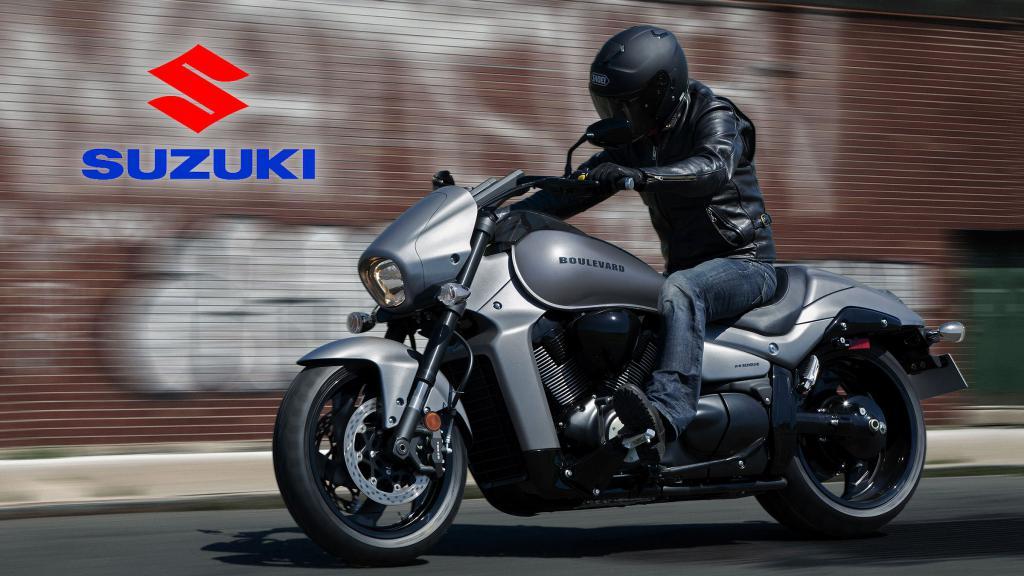 suzuki boulevard m109r характеристики