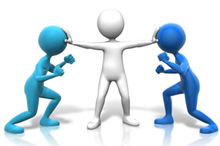 конфликт и стресс в менеджменте
