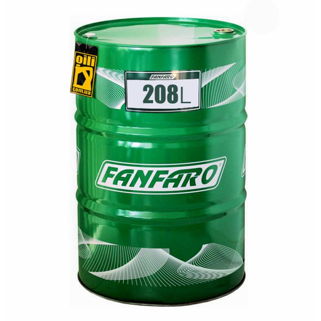 масло fanfaro 5w30