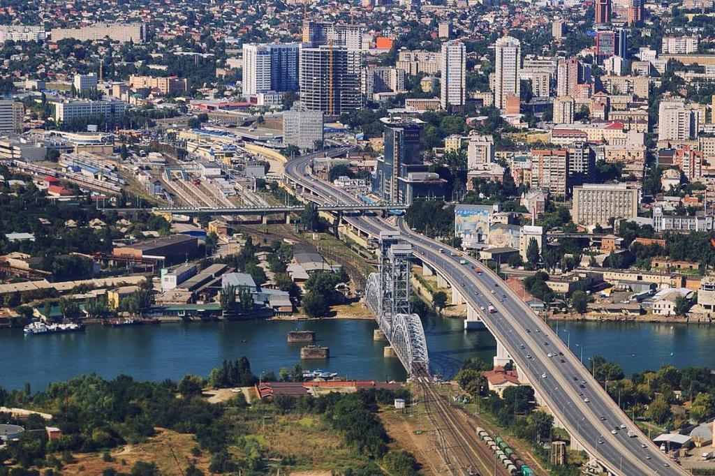 Мосты Ростова-на-Дону