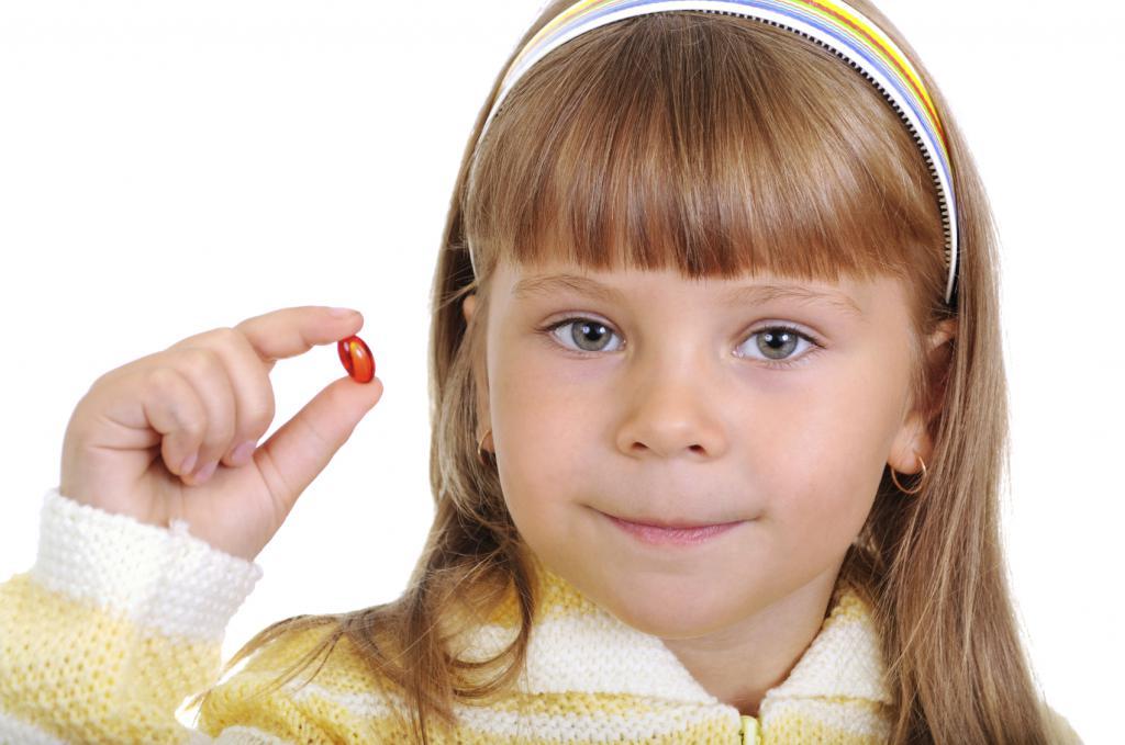 норма фолиевой кислоты в день для детей