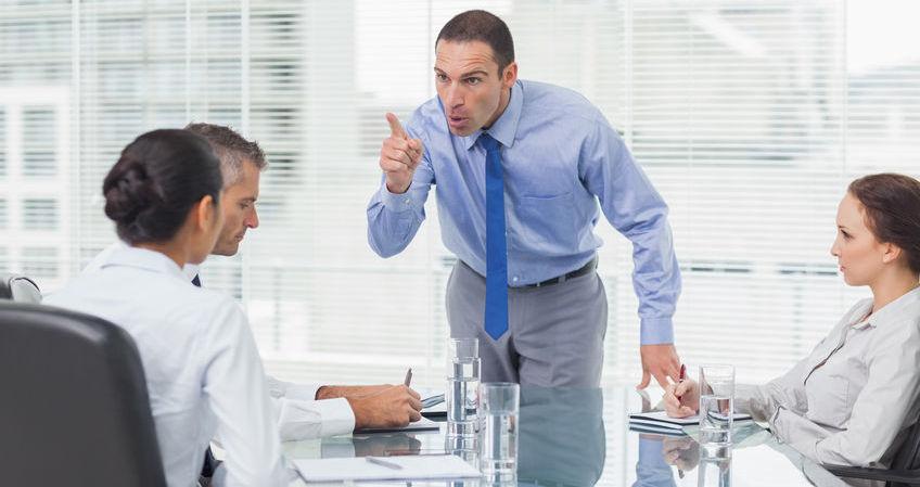 руководитель желает уволить подчиненного
