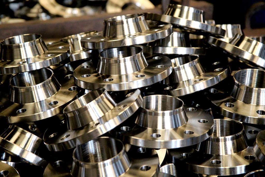 Детали из легированной стали