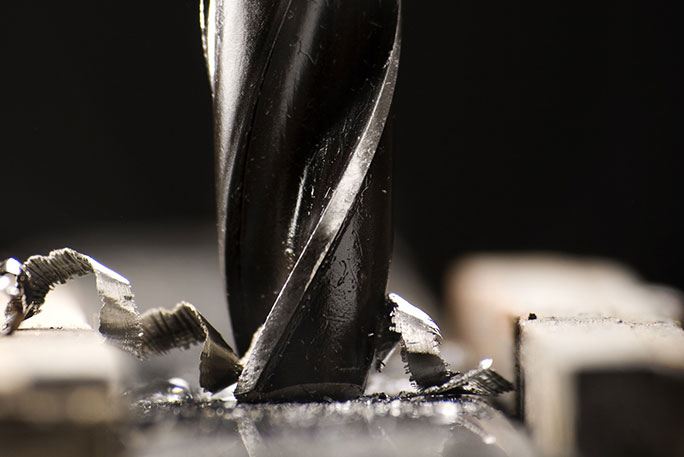 Холодная обработка стали: сверление