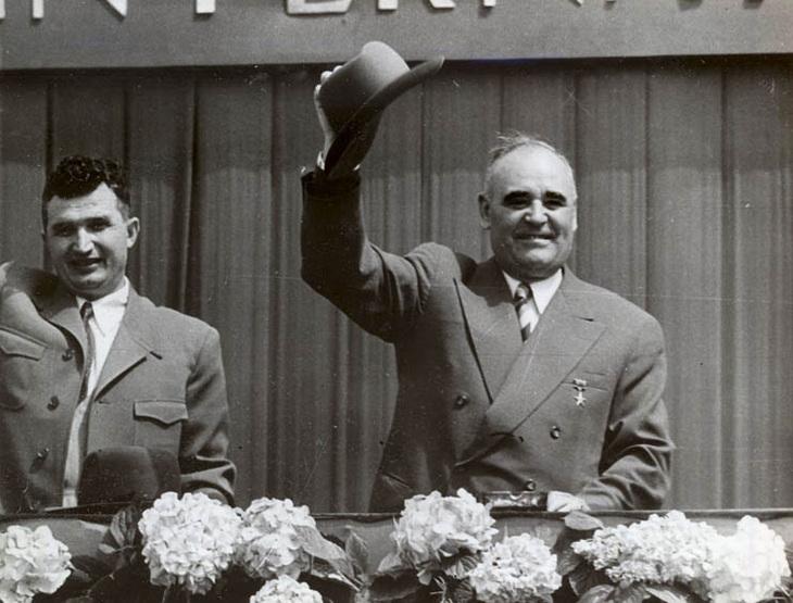 Кто стоял у власти в Румынии
