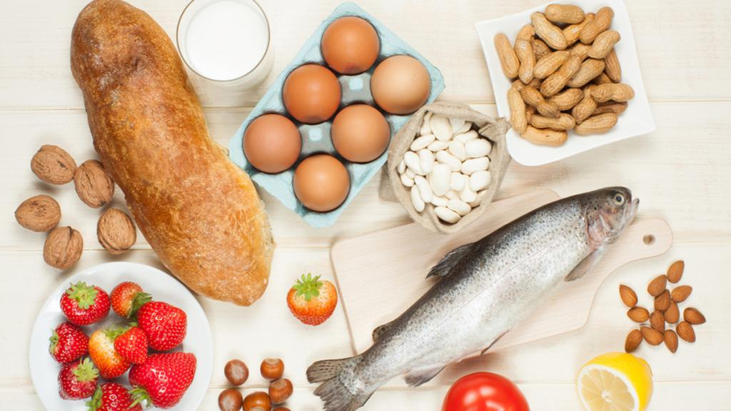 основные аллергены продукты