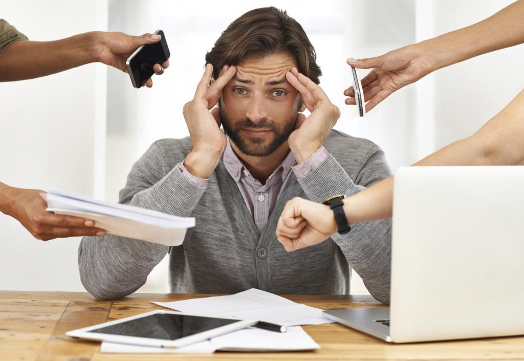 стрессы приводят к крапивнице