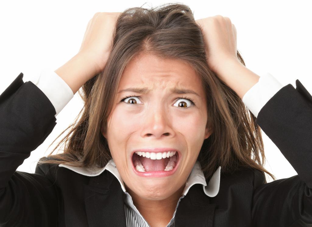 стрессы и крапивница