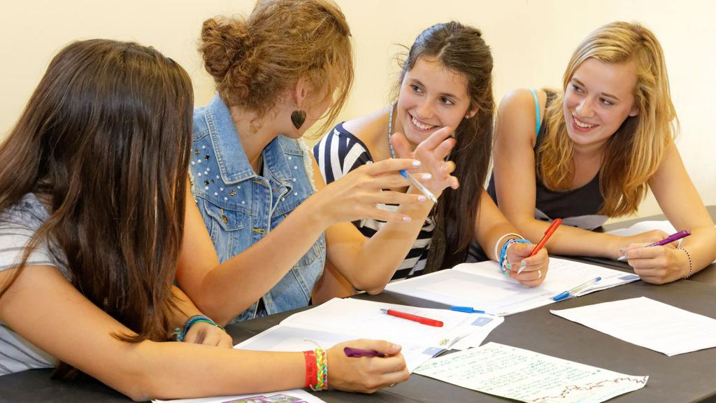 Создание школы английского языка
