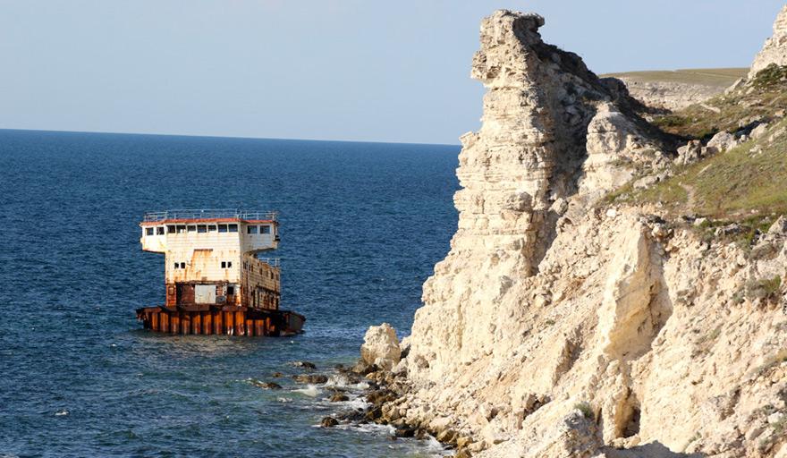 Степные районы Крыма